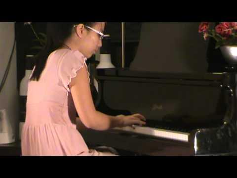 Pianist Got Talent - Anh Khoa Music - Võ Quỳnh Anh - Canzonetta - Dusseck - Đêm Bán Kết