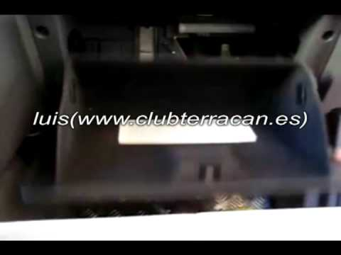 Filtro del polen youtube for Filtro cabina camaro 2016