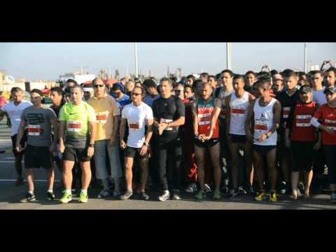 Cairo Runners - Half Marathon 2014 - Organized by Kites Egypt