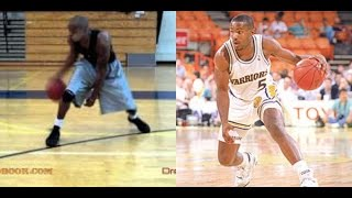 How To UTEP 2-Step Crossover Tutorial Tim Hardaway Moves