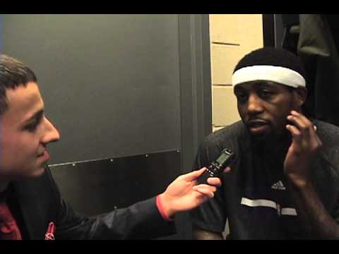 Derek Spallone One On One Interview With Sacramento Kings Guard John Salmons