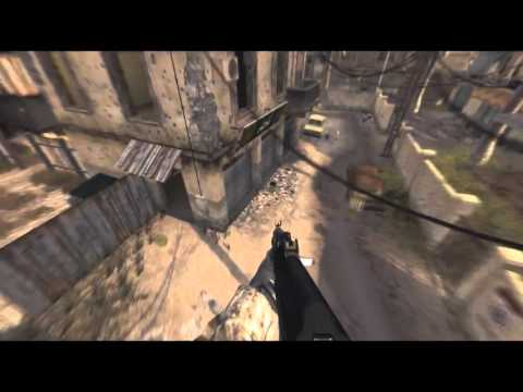 Backlot Fun Rush by Deizer (CoD4) (PC)