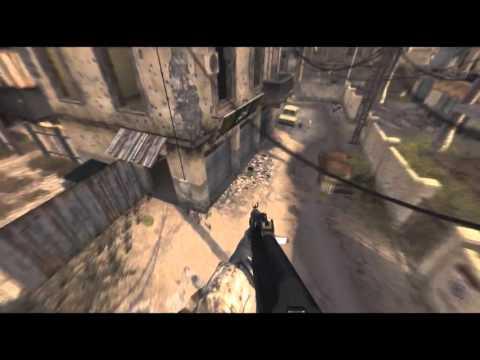 Backlot Fun Rush by Deizer (CoD4) (PC)