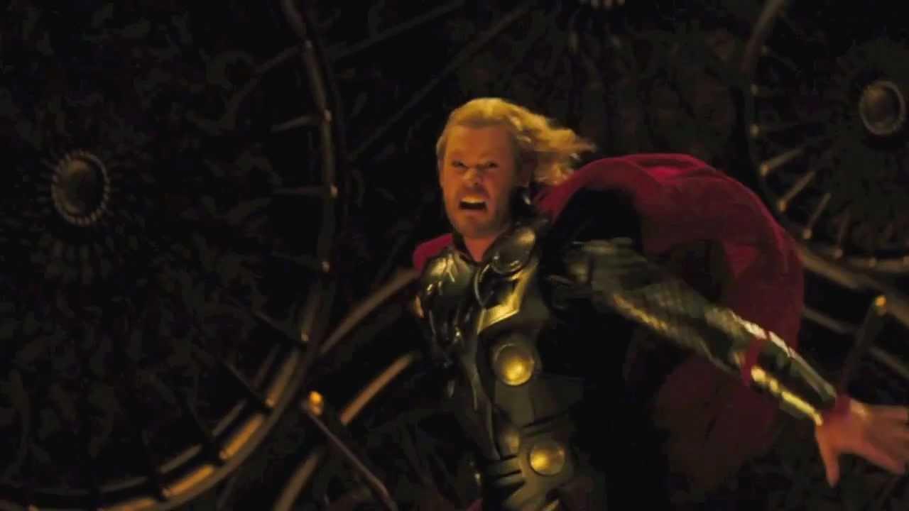 Hulk vs Thor Trailer - YouTube
