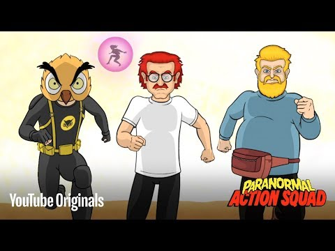 The Party Gets Us Started   The Paranormal Action Squad   Episode 1