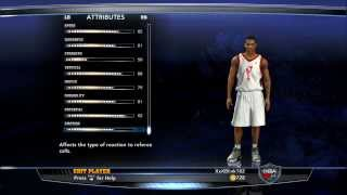 How To Create Jabari Parker On NBA 2K14