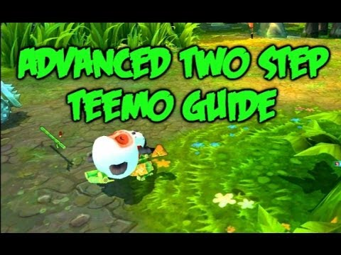 League Of Legends Season 4 Teemo Guide