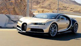 The 261mph Bugatti Chiron - Chris Harris Drives - Top Gear. Watch online.
