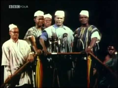 Ghana's independence 6th March 1957