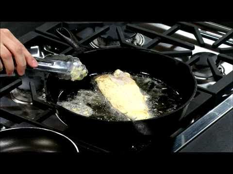 House-Autry Cornmeal Fried Trout Recipe