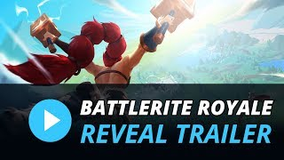 Battlerite Royale - Reveal Trailer