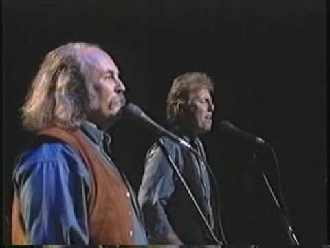 Blackbird - Crosby, Stills & Nash