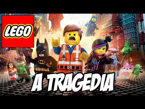 The Lego Movie - A Tragédia