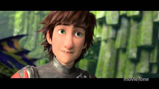 HOW TO TRAIN YOUR DRAGON 2 A Family Reunited Featurette
