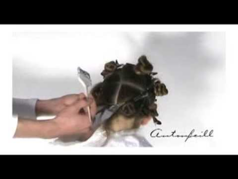 Classical Full Head Highlights | Anton Beill Hairdressing