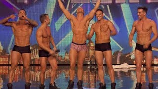 Top 10 *MOST UNEXPECTED EVER* BRITAIN'S GOT TALENT AUDITIONS!