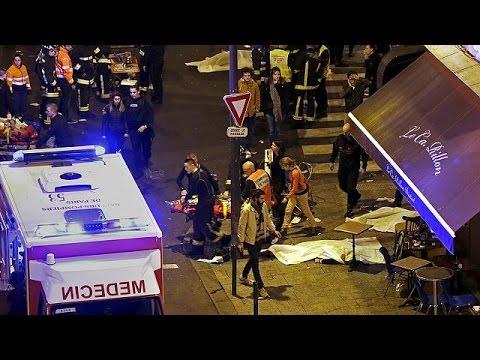 حزنٌ وتوتُّرٌ في باريس غداة الهجمات
