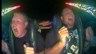 Screaming Marine: That Was Not a Countdown! Giant Slingshot