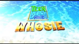 Teen Beach Movie Whosie Interactive Game Who Are You