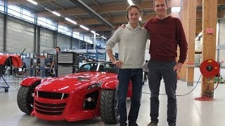 Donkervoort D8 GTO - GRIP - Folge 252 - RTL2