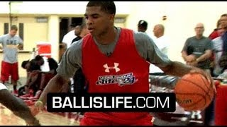 Andrew Harrison Is KENTUCKY BOUND & NBA Ready!! #1 PG In