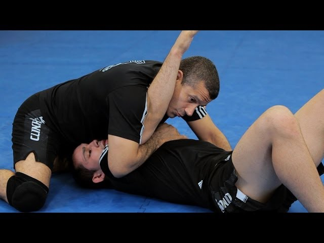 How to Do a Kimura from North South | MMA Submissions
