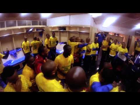 Sundowns PSL WIN 2014