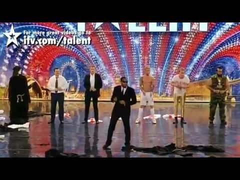Khi các Sao đi thi  Got Talent 007,beckham...(thậm chí cả giám khảo cũng thi)