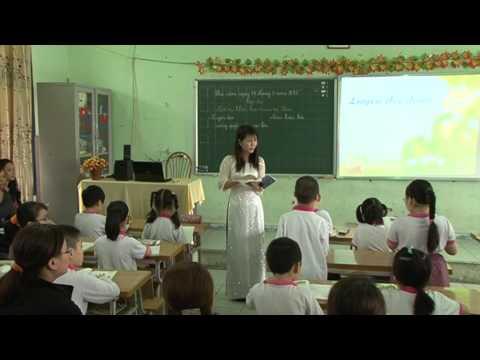 Chuyên đề Tập đọc lớp 2.