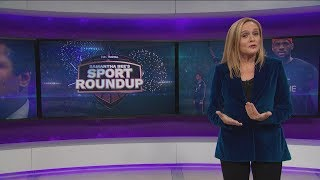 Samantha Bee's Sport Roundup | September 27, 2017 Act 1, Part 2 | Full Frontal on TBS