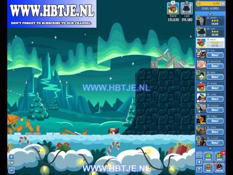Angry Birds Friends Tournament Week 83 Level 1 High Score 163k (tournament 1)