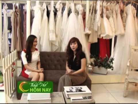 Các kiểu tóc tét cho cô dâu - Thành Phố Hôm Nay [HTV9 -- 08.11.2013]