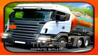 Trucker: Parking Simulator Universal HD Gameplay