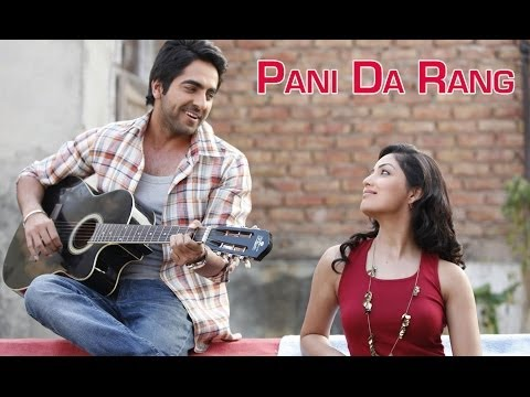 Pani Da Rang song - Vicky Donor