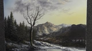 Paint With Kevin Hill An Early Snow