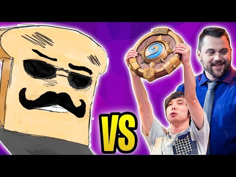 Toast Beats Blizzcon Contender & Pro Caster   Midrange Shaman   The Boomsday Project   Hearthstone