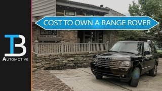 Cost to Own A Range Rover - How Much Does It Cost to Own A Used Range Rover?