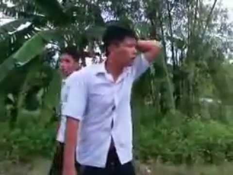 học sinh Thái Bình đánh nhau tại Cống Chéo xã Thụy Hà