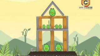Annoying Orange Vs. Angry Birds (recopilación De Todos