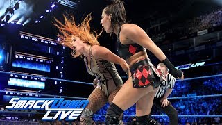 Lynch vs. Rose vs. Deville - Money in the Bank Qualifying Match: SmackDown LIVE, May 15, 2018