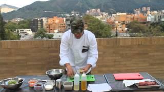 DE TENIENTE A COCINERO / Masterchef Colombia 2014