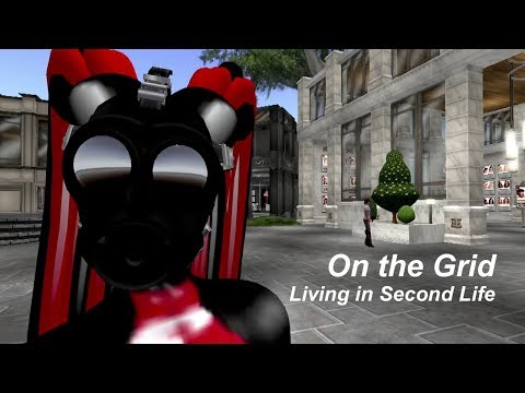Second Life Doentary Machinima - On the Grid, Second Life is often regarded by non-users as little more than a 3D platform for cyber sex. In this episode of SubPixel we wanted to see how much more there ...