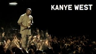 Kanye West's Strange Moments at the VMAs from Taylor Swift to Presidential Run