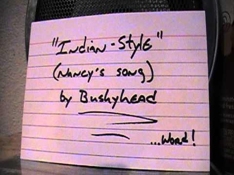 Indian-Style by BUSHYHEAD