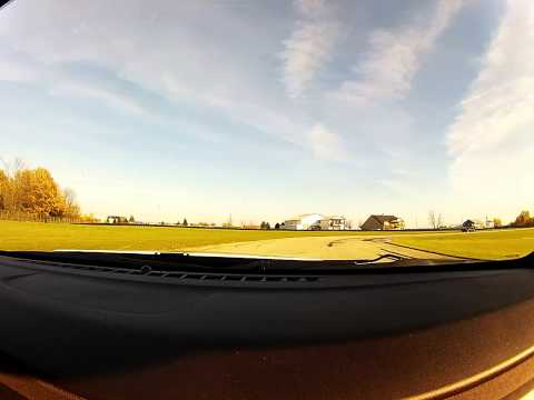 Two laps at Autobahn Oct 15 2012, Catching a Z06 in a lap and a quarter