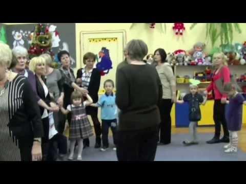 PP2 - Dzień Babci i Dziadka 2014 - Słoneczka