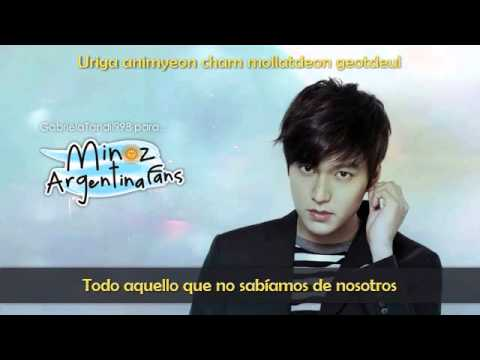 Lee Min Ho ~ Without You ~ Sub Español & Romanización