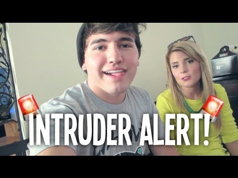 INTRUDER AT THE O2L HOUSE!!!