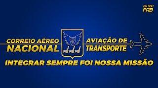 Há mais de oito décadas, a Aviação de Transporte da FAB proporciona a integração do Brasil em diferentes missões. Multiplicar o Poder de Combate, Busca e Salvamento, Combate a Incêndios Florestais, Transporte de Pessoas e Suprimentos, Transporte de Órgãos, Evacuações Aeromédicas são algumas das atividades que levam cidadania à população do Brasil e nações amigas. LANÇAR, SUPRIR, RESGATAR! NOSSA SAGRADA MISSÃO!