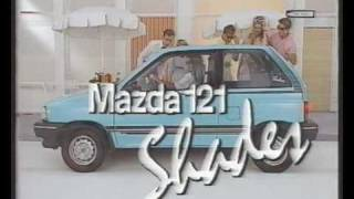 Mazda 121 Shades (1987 Australian TV Advert)